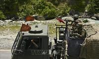 印度和中国同意不在LAC地区开展巡逻