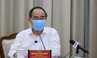 越南全国各地开展各项措施防控新冠肺炎疫情