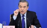 中国外长驳斥美国国务卿的指责