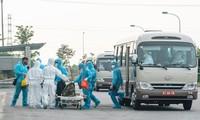 越南新增20例新冠肺炎确诊病例