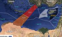 地中海:复杂的多边竞争