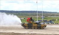 越南代表团继续在2020年国际军事比赛中取得优异成绩