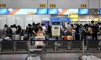 将在俄罗斯的340名越南公民接回国