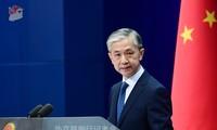 中国强调将针对涉及台湾问题的美国个人采取措施