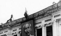 1954年10月10日首都解放日的珍贵图片