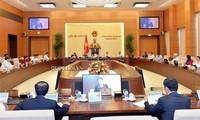 越南国会常委会第49次会议开幕