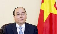 阮春福:越南希望继续在国家发展事业中获得OECD的支持与同行