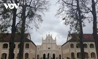 保留越南国语形成过程的江村小神学院