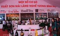 """打造和推广 """"越南磨漆艺术""""国家品牌"""