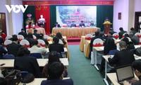 胡志明主席回国直接领导越南革命80周年科学研讨会举行