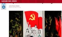 国际媒体分析公众对越南成功的信心