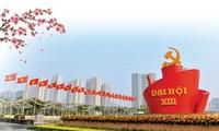 越南共产党与国家的春天永放光芒