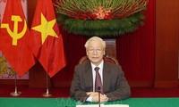 越南重视巩固和加强与俄罗斯联邦的全面战略伙伴关系