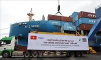 2020年越南出口增长令人印象深刻