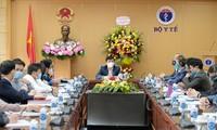 越南加紧新冠疫苗接种 尽快恢复正常生活