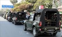 东盟开会讨论缅甸局势