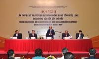 阮春福总理:要举办2045年九龙江平原地区对话会