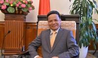 提高越南在制定国际法中的地位
