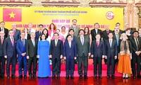 促进胡志明市与外国合作伙伴之间的合作