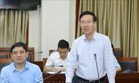 加大宣传 将越共十三大决议落到实处