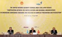越南——可持续和平的伙伴