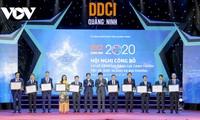 广宁省在省级竞争力指数排行榜上位居榜首