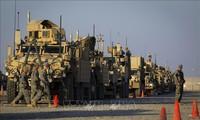 美国实施从阿富汗撤军的计划