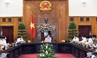 范明政主持政府常务会议  讨论选举组织工作
