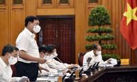 越南卫生部副部长杜春宣强调,越南正良好控制新冠肺炎大流行