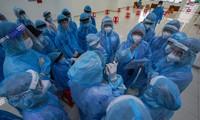 越南新增102例新冠肺炎确诊病例 患者主要在隔离区