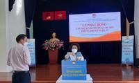 各部门、各地方和旅外越南人携手支持新冠疫苗基金