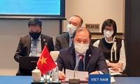 东盟-中国落实《东海各方行为宣言》高官会举行