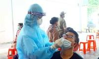 14日,越南新增272例新冠肺炎本土确诊病例