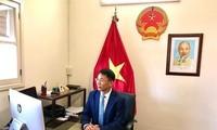 推动越南与委内瑞拉的贸易关系