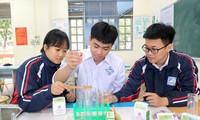 广宁省青年在科技发展中发挥突击队作用