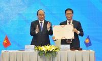 越南借助新一代自贸协定积极主动融入国际社会