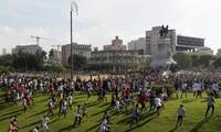 古巴将国内动乱归咎于美国