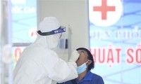 过去24小时越南新增新冠肺炎确诊病例7882例