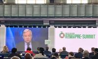 世界粮食系统峰会筹备会议开幕