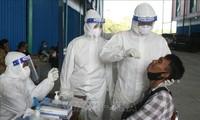 全球累计新冠肺炎确诊病例2亿例