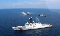 菲律宾和美国在东海附近举行联合军演