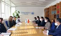 联合国承诺帮助越南保障海上安全