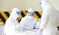 过去24小时越南新增10011例新冠肺炎确诊病例