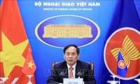 东盟部长举行东盟峰会及系列会议的筹备会议
