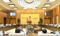 越南国会常委会会议就2021至2025年阶段重组经济结构计划提供意见