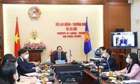越南在新冠肺炎疫情背景下实施性别平等