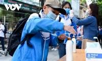 过去24小时越南新增本土病例3620例