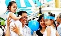 Activities respond to Vietnam Family Day