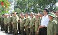 Activities pay tribute to war invalids and martyrs