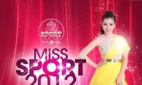 Final round of Miss Sports 2012